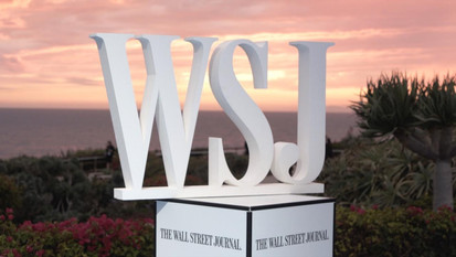 WSJ Logo by WeCutFoam