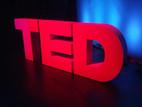 Foamlinx WeCutFoam TED Talks Letters