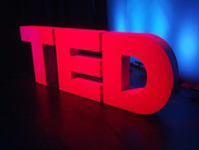 Foamlinx WeCutFoam TED Talks Letters