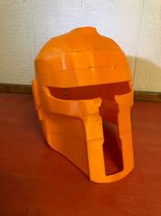 3D printed helmet Prop