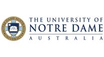 University of Notre Dam logo