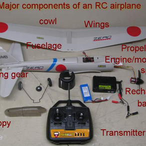 How to Build RC Foam Plane?
