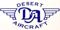 Desert aircraft logo