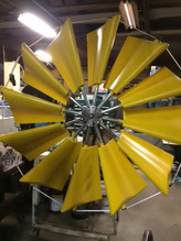 Wind Turbine Prototype by WeCutFoam