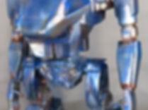 Avatar Robot Prop Sculpture