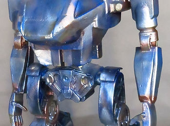 Avatar Robot Prop Sculpture