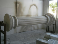 Foamlinx WeCutFoam Architectural Column