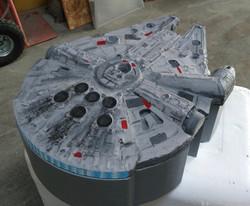 Star Wars foam prop