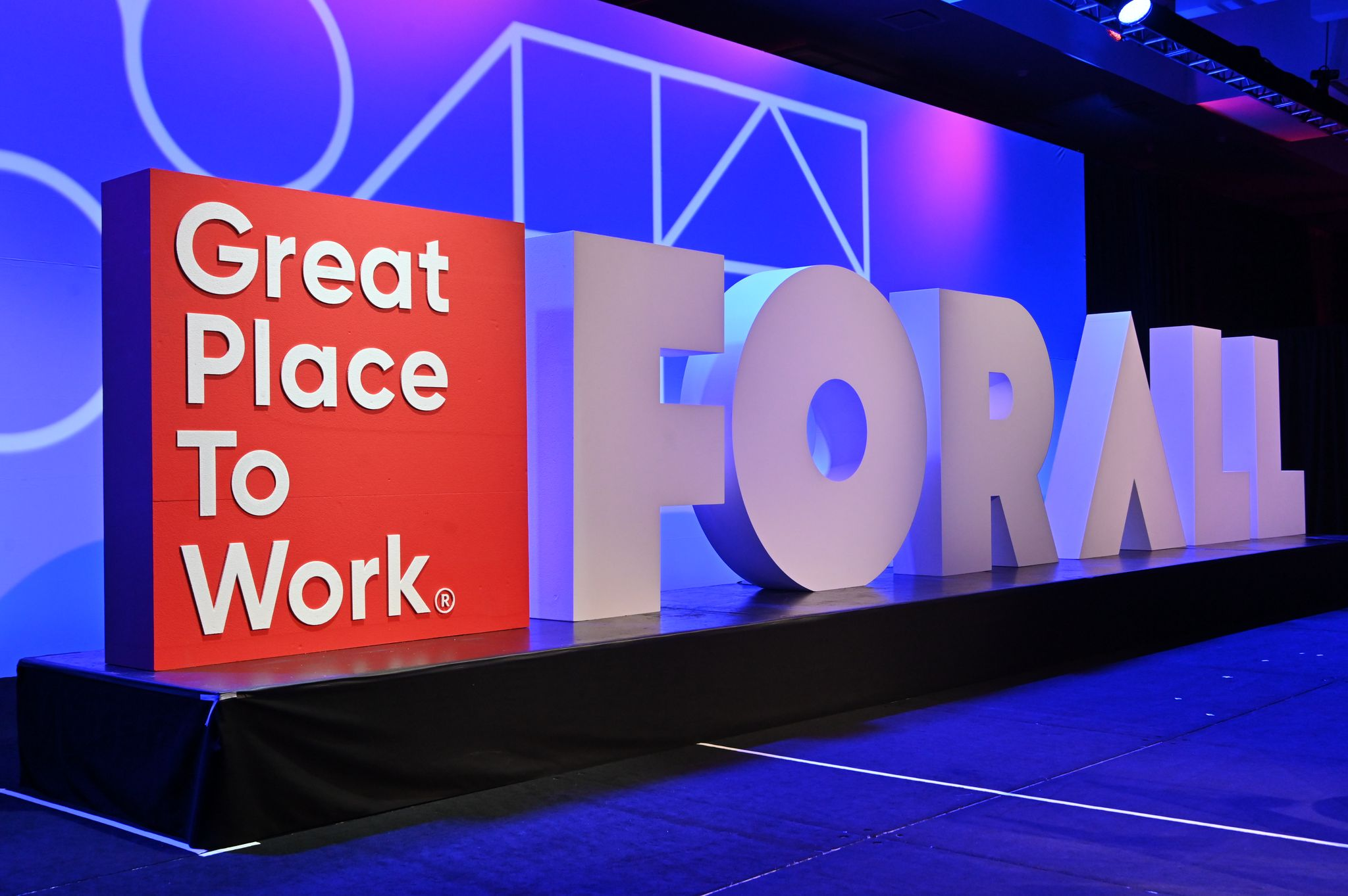 Great Place to Work Oversize Logo