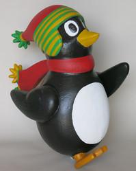 Penguin Foam Prop