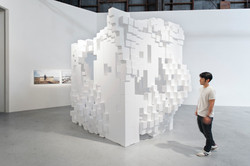 SFMOMA foam exhibit