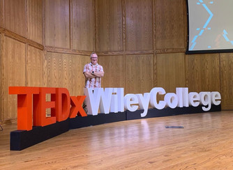 TEDx Wiley College by WeCutFoam