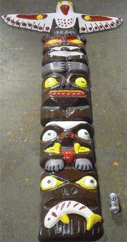 Totem Wall Art