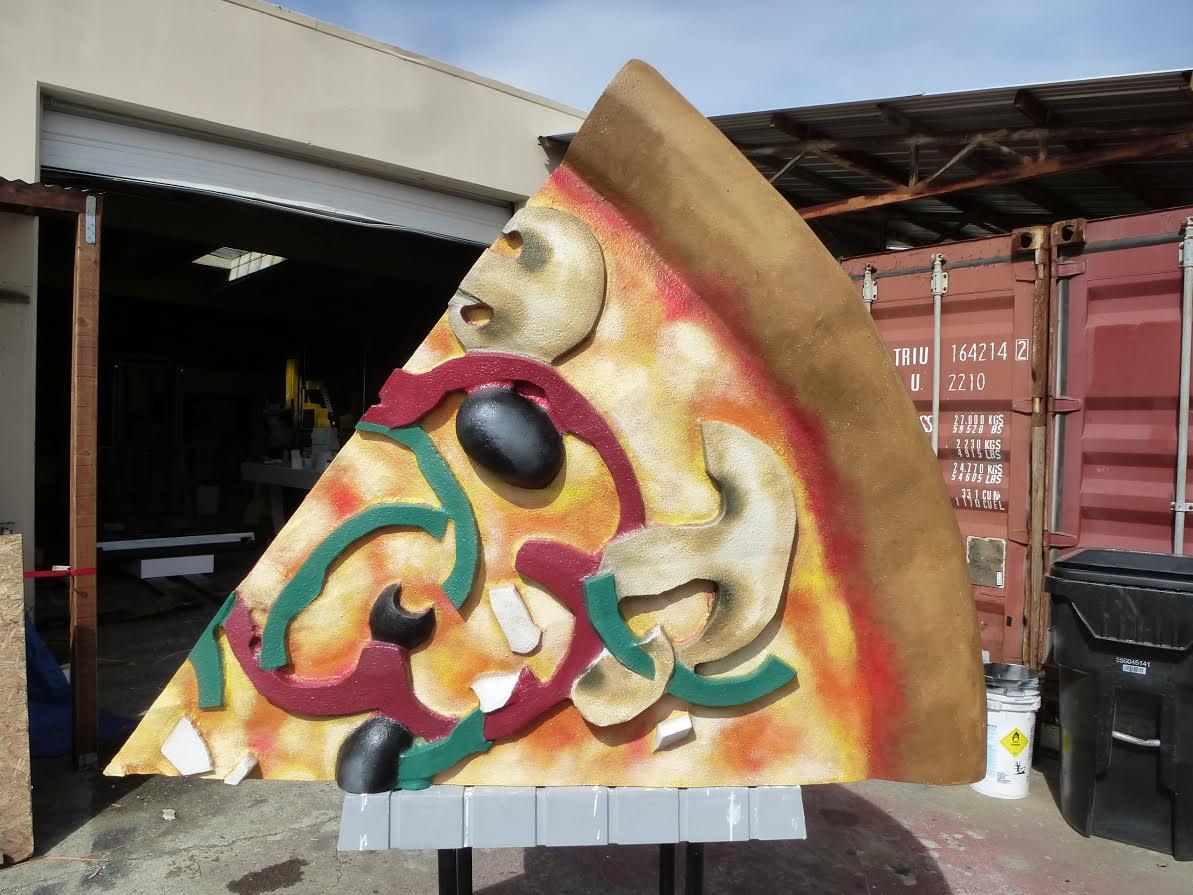 Cucina Bambini Pizza Prop