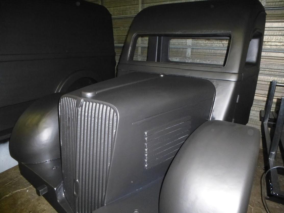 Museum Truck Replica