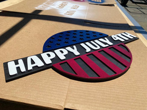 Using a CNC Laser Cutter to fabricate Signs, Logos & Letters