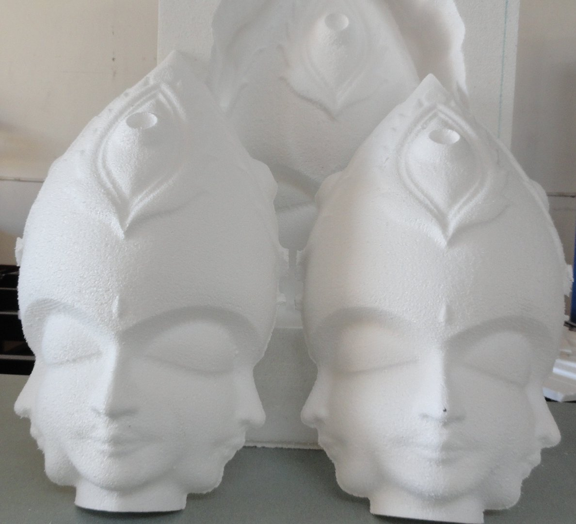 EPS Carved Sculptures