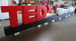 TEDx Event Sign
