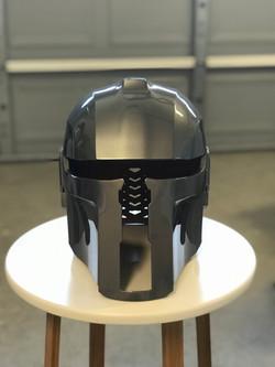 Custom 3D Printed Star-Wars Like Helmet