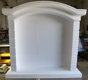 Architecturaral Fire Place