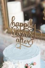Laser Cutting Wedding Cake Sign