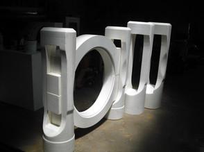 EPS foam prototype