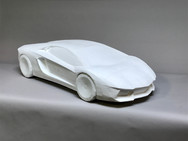 Foamlinx WeCutFoam Car Model