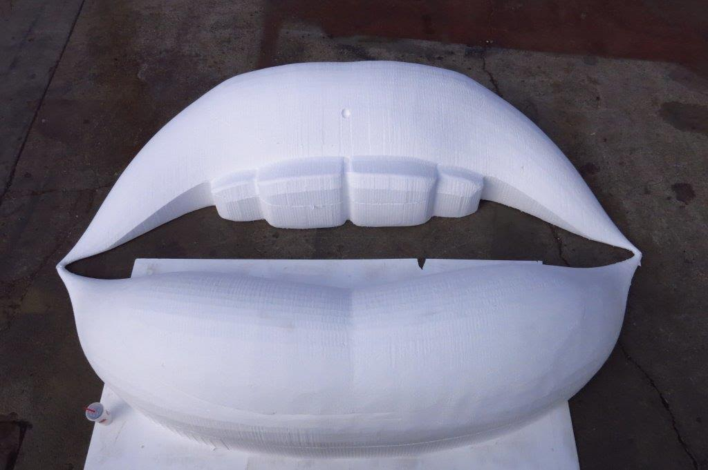 Oversized Foam Prop