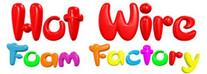 Hot wire foam factory logo