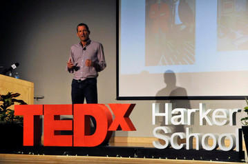TEDx Harker School Sign