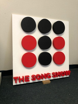 The Song Show Logo for Youtube Channel