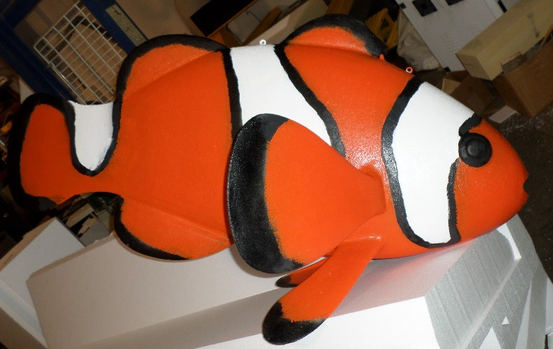 Nemo Movie Prop