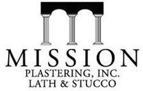 Mission Plastering Inc logo