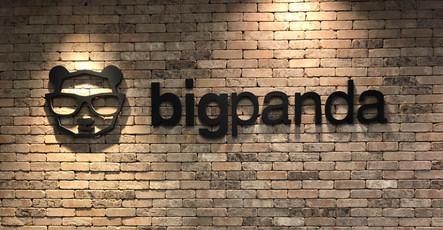 Big Panda Sintra Logo Sign