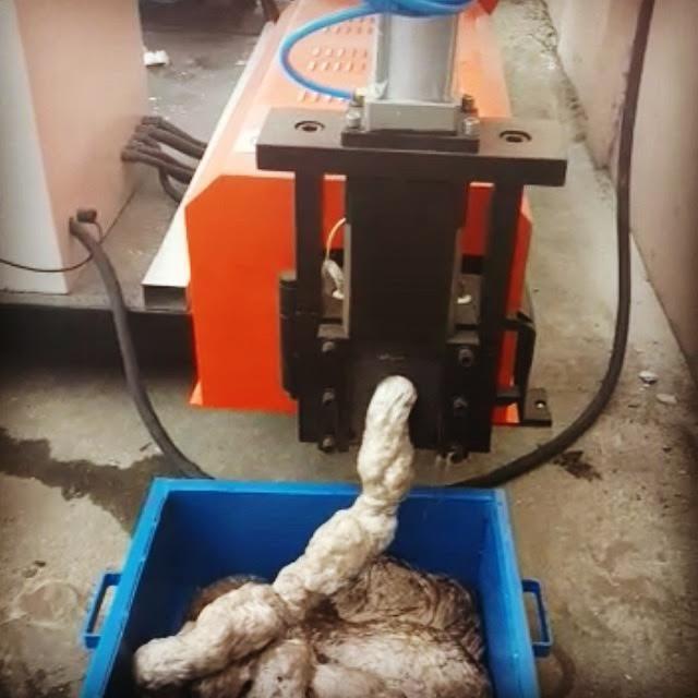 EPS Densifier melting machine