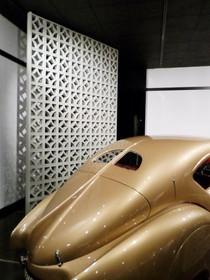 Peterson Automotive Museum Decor