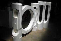 EPS Foam Prototypes