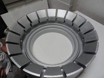 CNC foam prototype