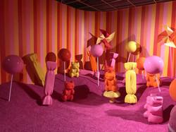 Ice Cream Museum Exhibit