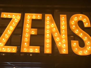 Marquee Lights Sign