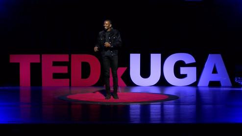 TEDx UGA Sign