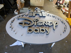 Disney Baby Store Sign