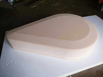 MDF Machined Mold