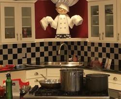 Cucina Bambini Chef Prop