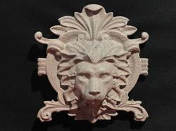 Lion Head Foam Prop