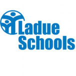 LADUE schools logo