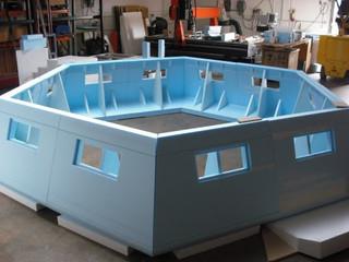 XPS Foam Prototype