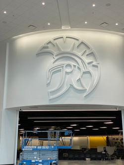 Wall Foam Logo for Junior Academy