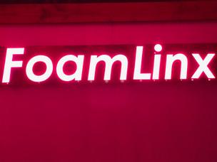 Foamlinx Illuminated Letters