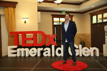 TEDxEmeraldPark Sign